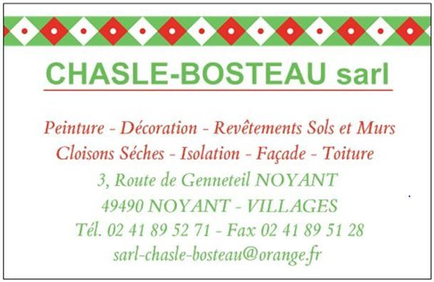 Chasle-Bosteau Sarl